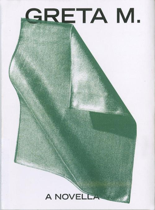 White cover with green cloth