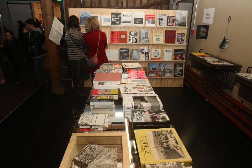 Book exhibition